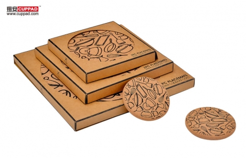 Cork Placemat Pot Trivet Coasters For Private Design