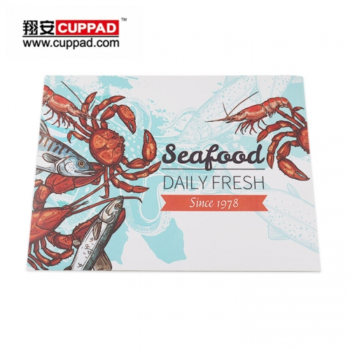 2019 110g paper kitchen placemats