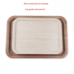 Custom Dinner Hotel Coffe Wooden MDF Tray