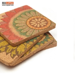 Cork Coasters High Quality Thickness Plus