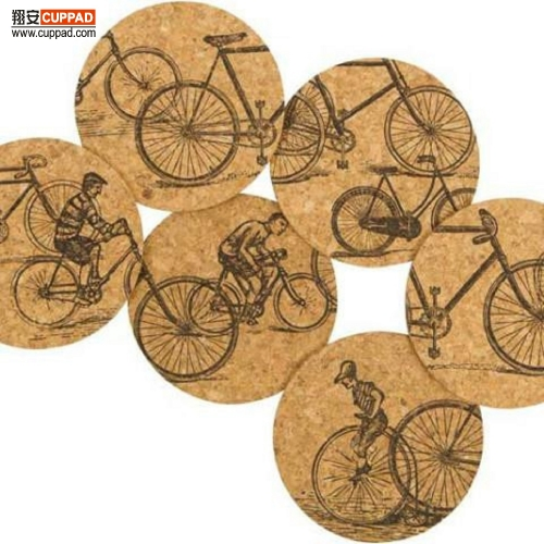 Cork Coasters For Gift Craft