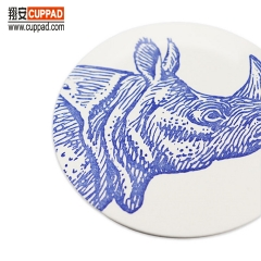 Cotton Coaster Art Carft Gift As Set For Wholesale